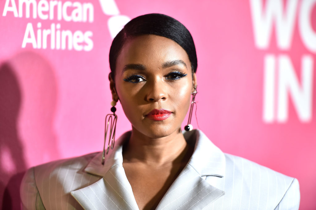 Billboard's 13th Annual Women In Music Event. Janelle Monáe is now set to join the cast of the upcoming Gloria Steinem biopic.