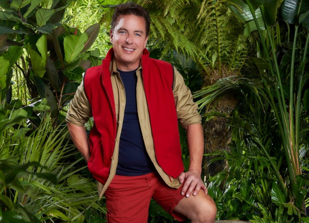 John Barrowman, who recently clashed with Noel Edmonds on an episode of I'm A Celebrity