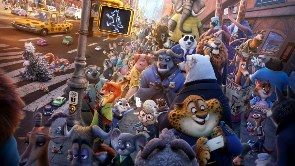 There's a married gay couple in Disney's Zootopia but nearly