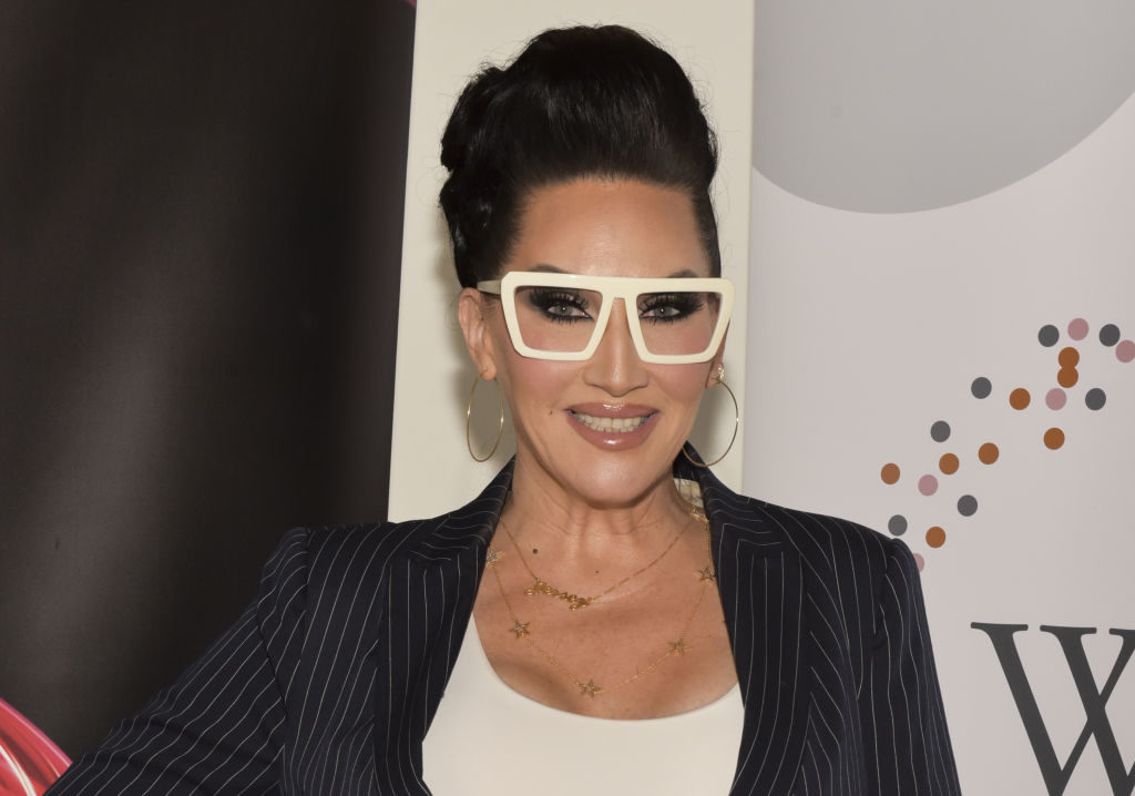 "Michelle Visage said her family was ""frightened to death"" when Donald Trump was elected"