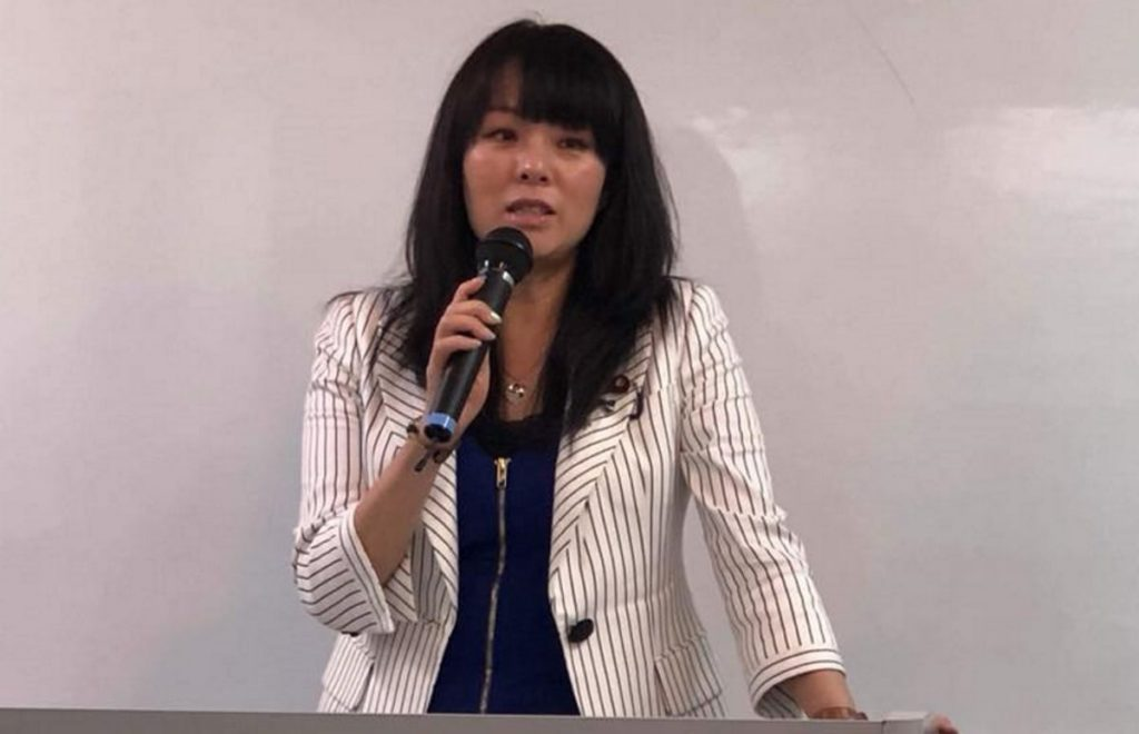 Japanese lawmaker says nation would collapse if everyone was LGBT