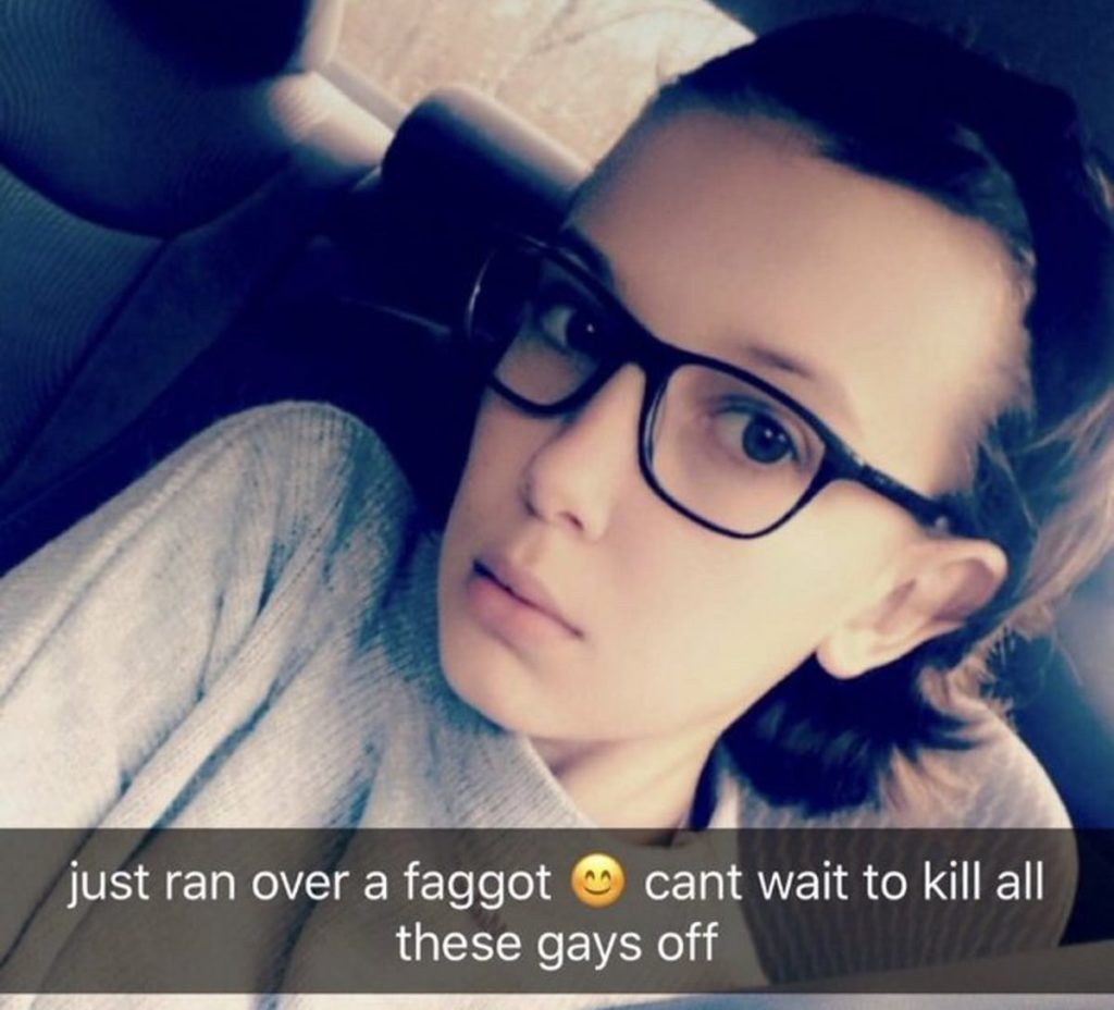 Stranger Things' Millie Bobby Brown abandons Twitter after ...