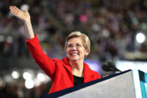 Senator Elizabeth Warren wants to refund taxes to same-sex couples