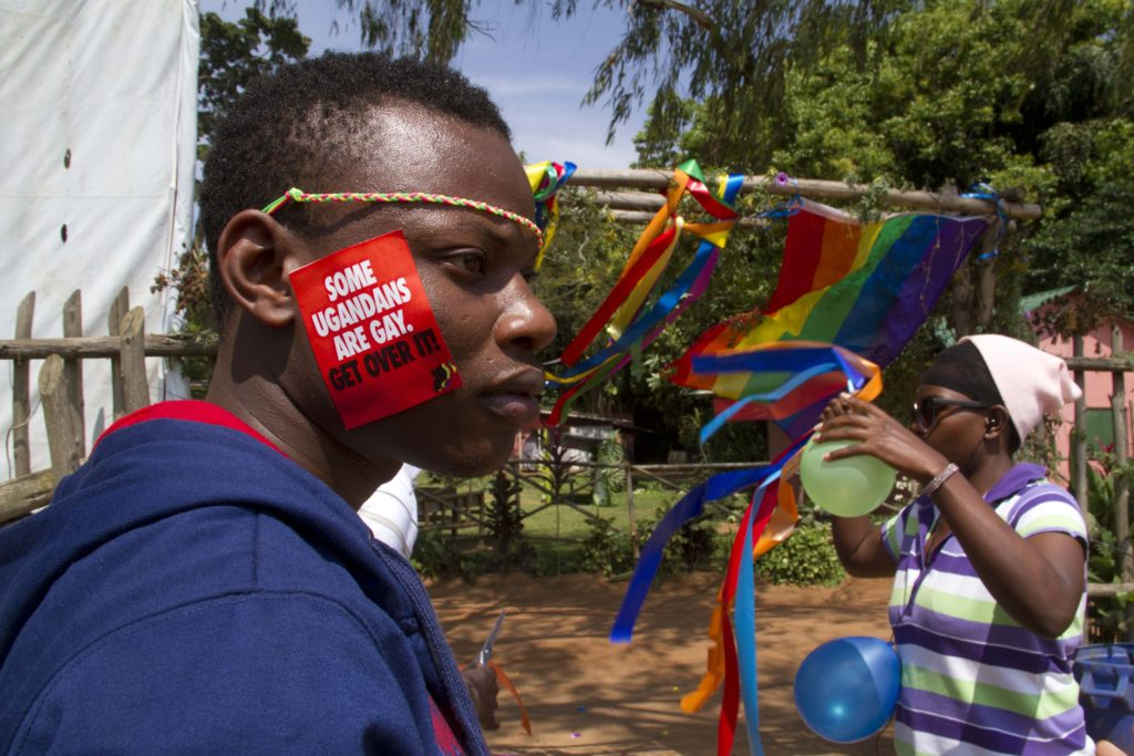 Ugandan youth worker says youth unemployment is making men gay