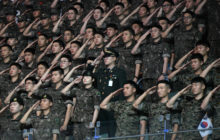 South Korea soldiers