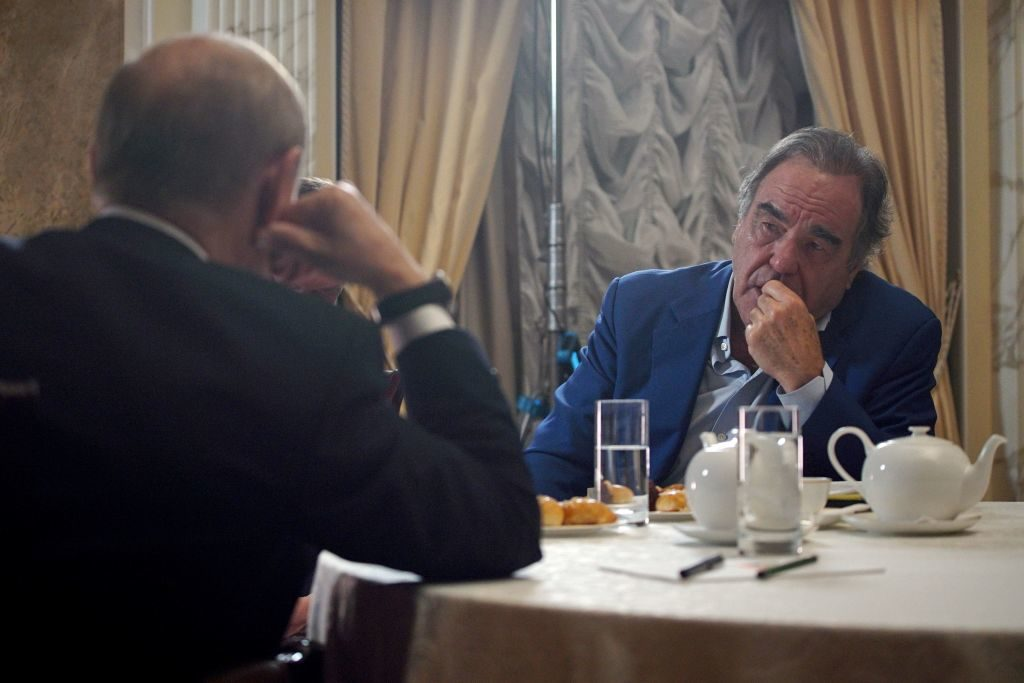 Snowden director Oliver Stone praises Russia for 'sensible' anti-gay laws