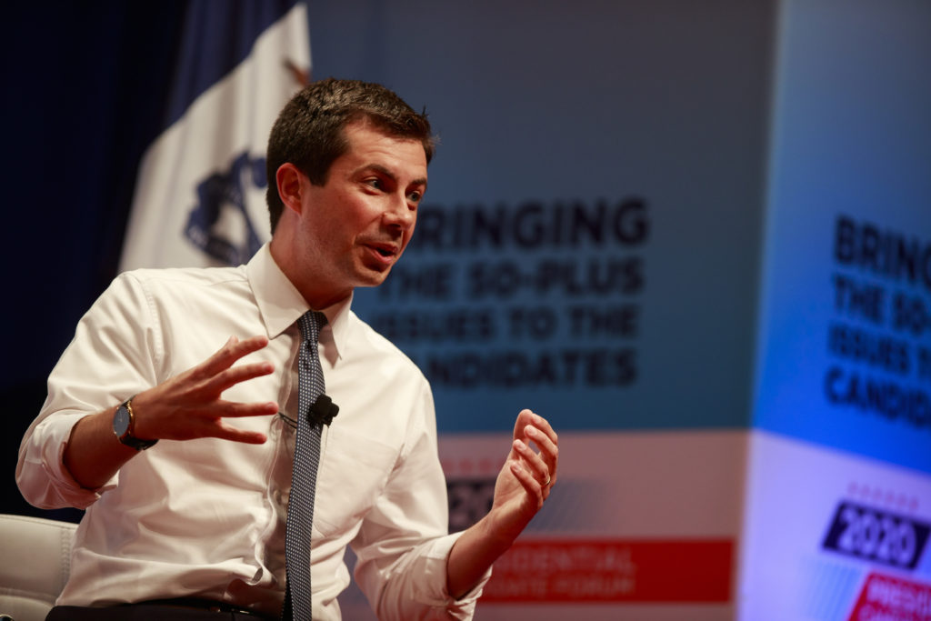 Country music station refuses to air interview with Pete Buttigieg