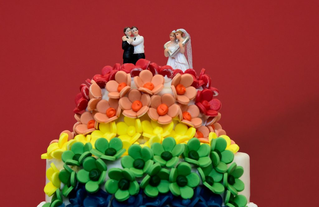 The DUP proposal would allow people to refuse to 'participate' in same-sex weddings