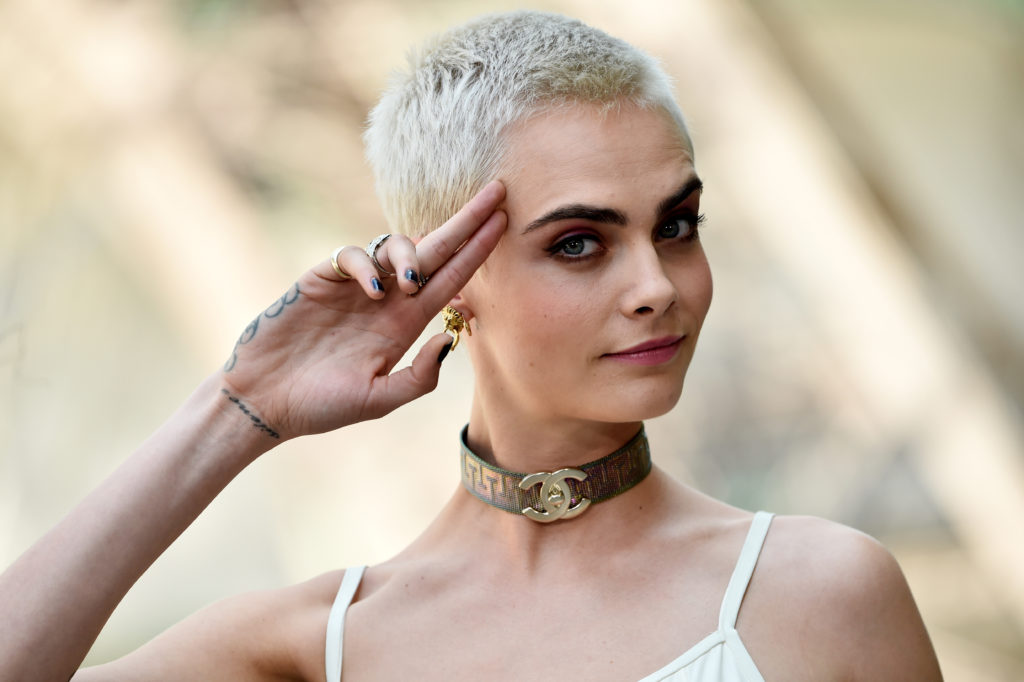 Cara Delevingne says she's a 'pansexual faerie' in new Amazon series Carnival Row