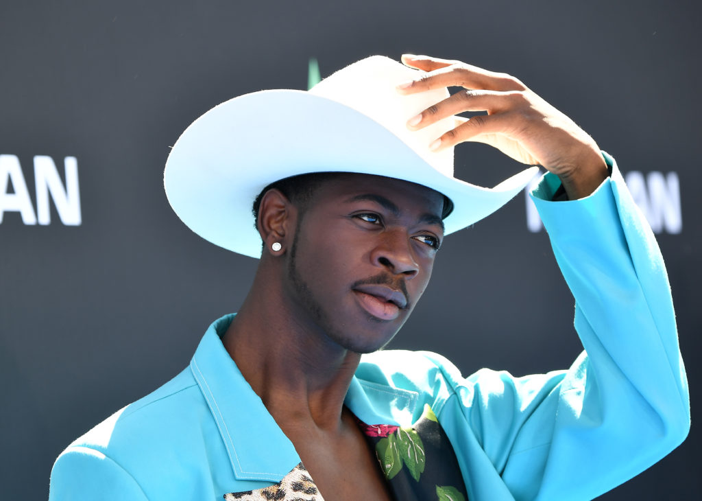 Lil Nas X attends the 2019 BET Awards at Microsoft Theater on June 23, 2019 in Los Angeles, California.