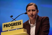 Mhairi Black MP speaks at The SNP Autumn Conference 2017 at the Scottish Exhibition and Conference Centre on October 10, 2017 in Glasgow, Scotland.
