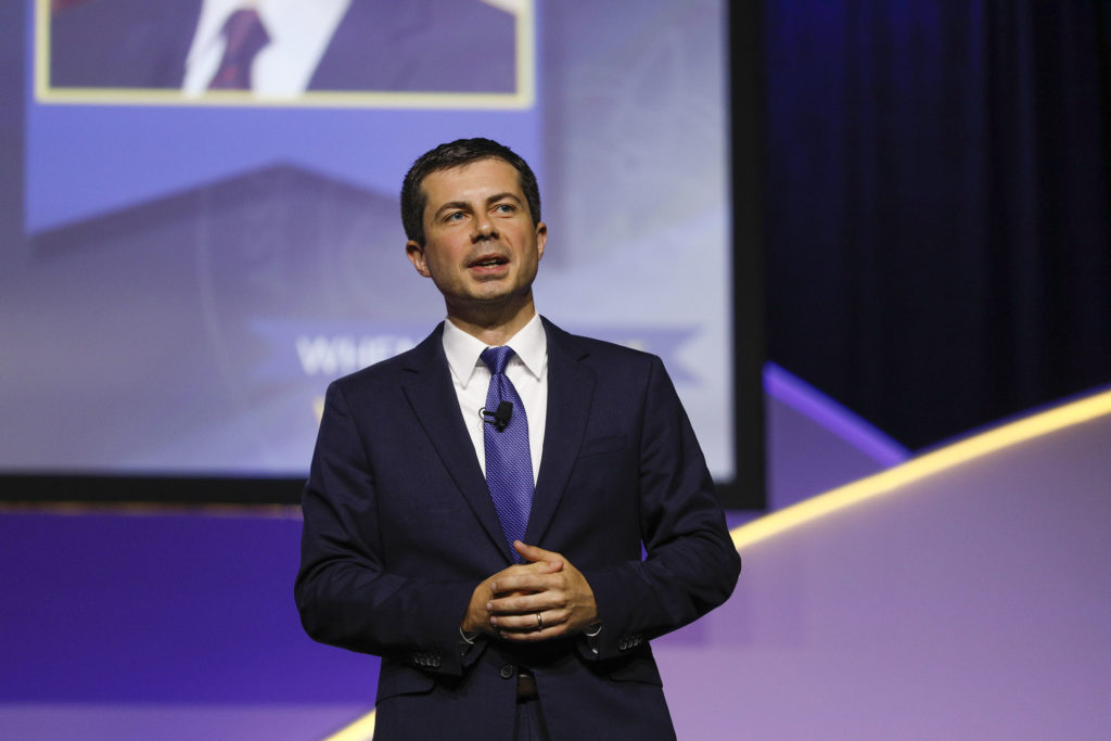 Evangelical Erick Erickson rages at 'practising homosexual' Pete Buttigieg