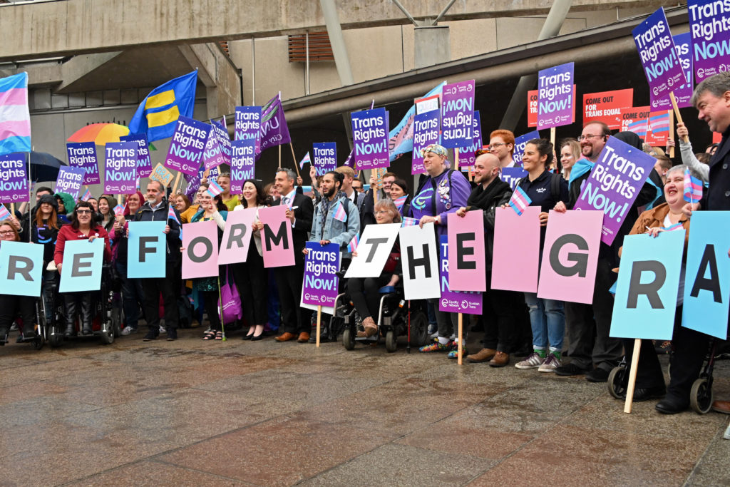 SNP will not discuss Gender Recognition Act plans at party conference • PinkNews