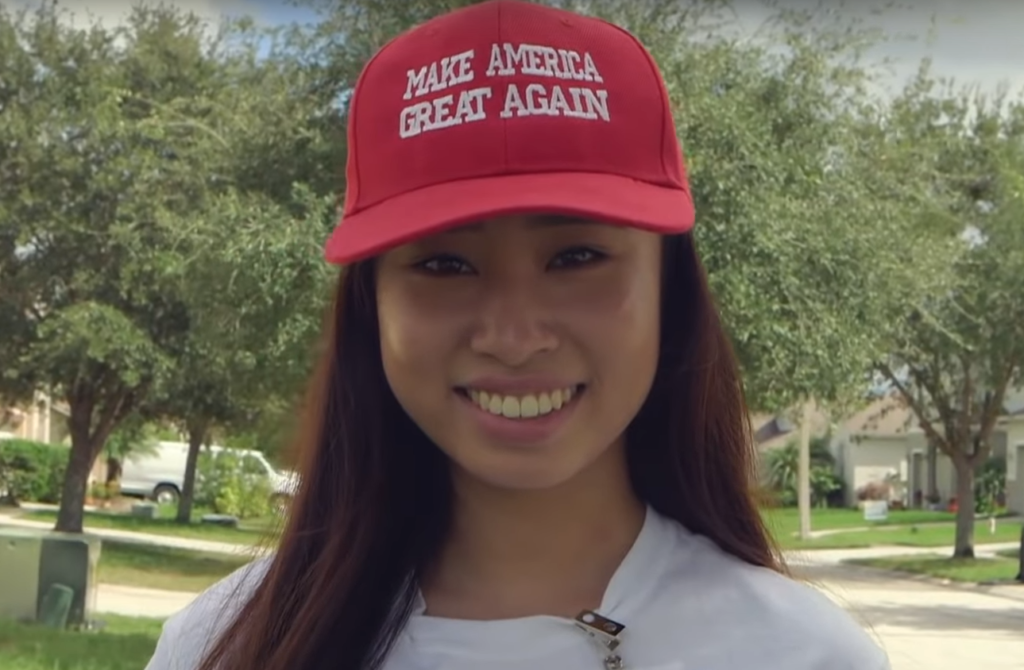Beauty queen: 'Coming out as conservative is harder than coming out as gay'