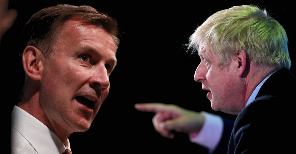 Boris Johnson will be Prime Minister, beating Jeremy Hunt to become Tory leader