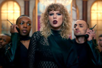 Todrick Hall and Taylor Swift with a dancer