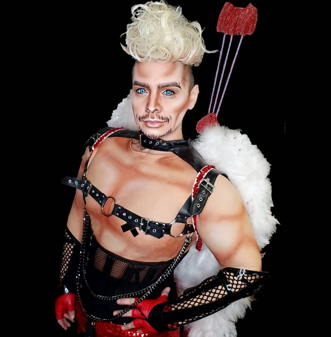 Dragula is the first reality drag competition in US to feature a drag king