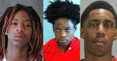 Tyreese Johnson, Shaleeya Moore and Joshua Ellis are facing murder charges