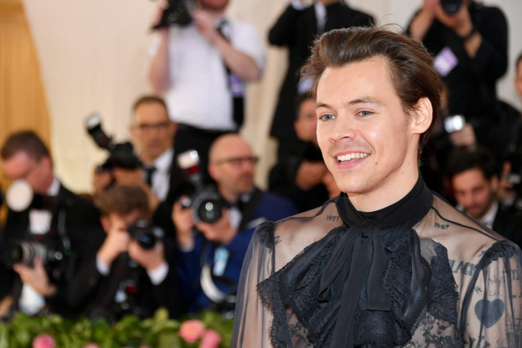 Harry Styles turns down role of Prince Eric in The Little Mermaid remake