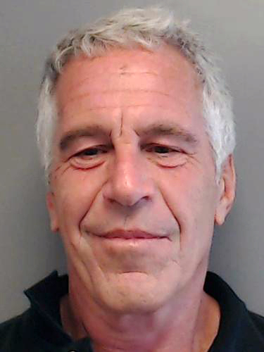 Jeffrey Epstein compared sex with underage girls to homosexuality