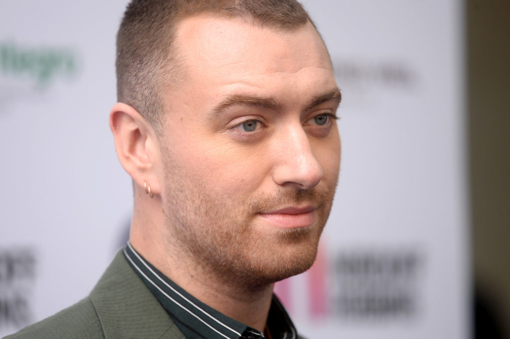 Sam Smith shares words of advice following most challenging year yet
