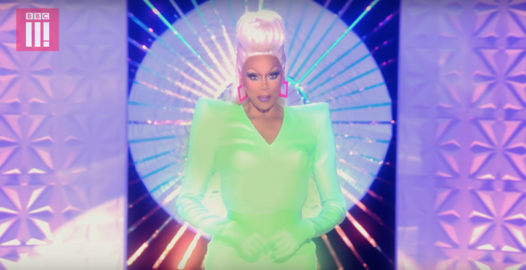 Here's a first look at the debut episode of RuPaul's Drag Race UK