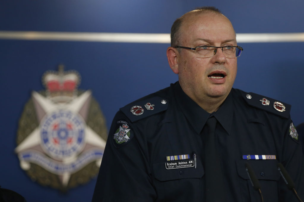 Police chief apologises for causing 'unacceptable harm' to LGBT community