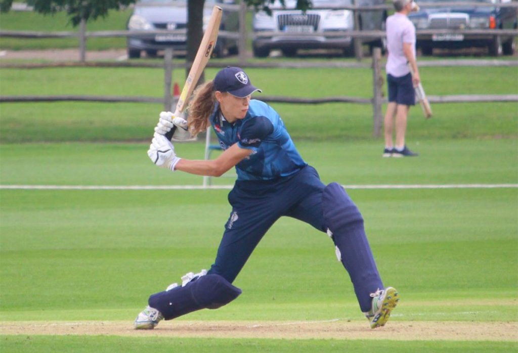 Maxine Blythin: Kent cricket player attacked for being trans