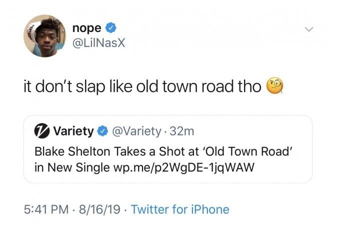 The Reign of 'Old Town Road' Has Officially Ended