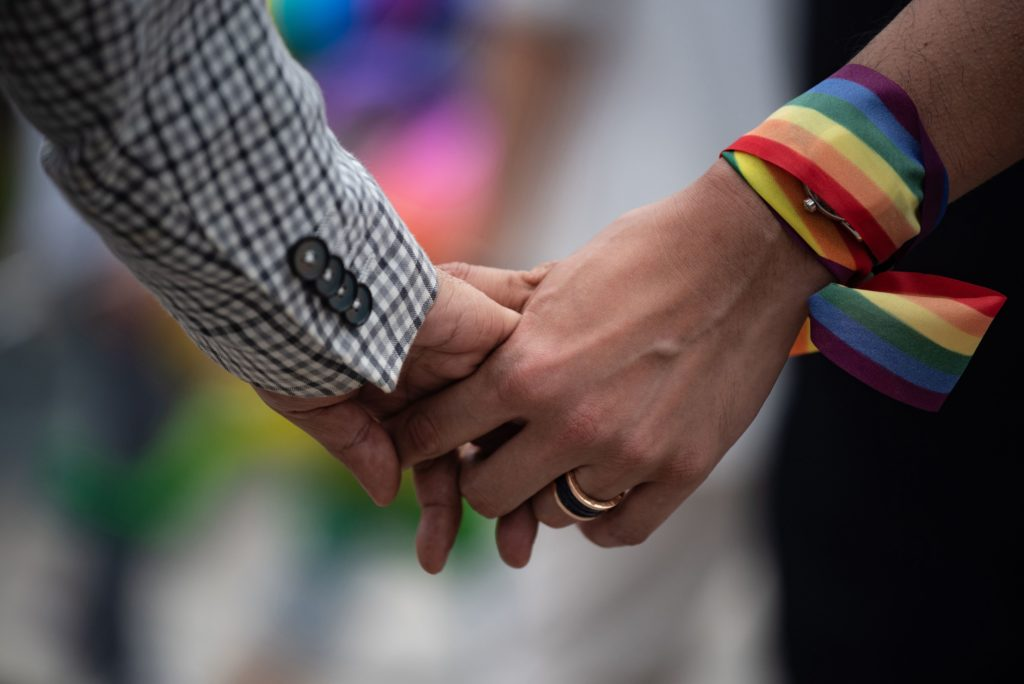 China just ruled out introducing same-sex marriage