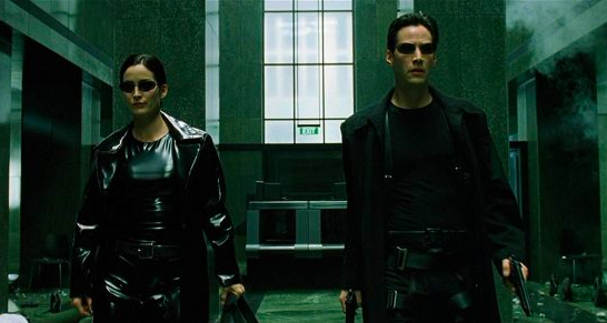 Whoa: Keanu Reeves returning for The Matrix 4