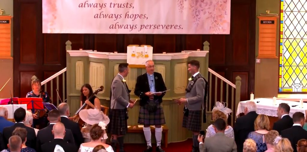 Songs of Praise will feature same-sex wedding in groundbreaking episode